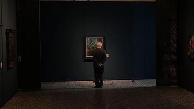 La Vénus au miroir - Michel Bouquet