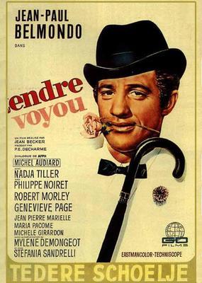 Tender Scoundrel - Poster Belgique