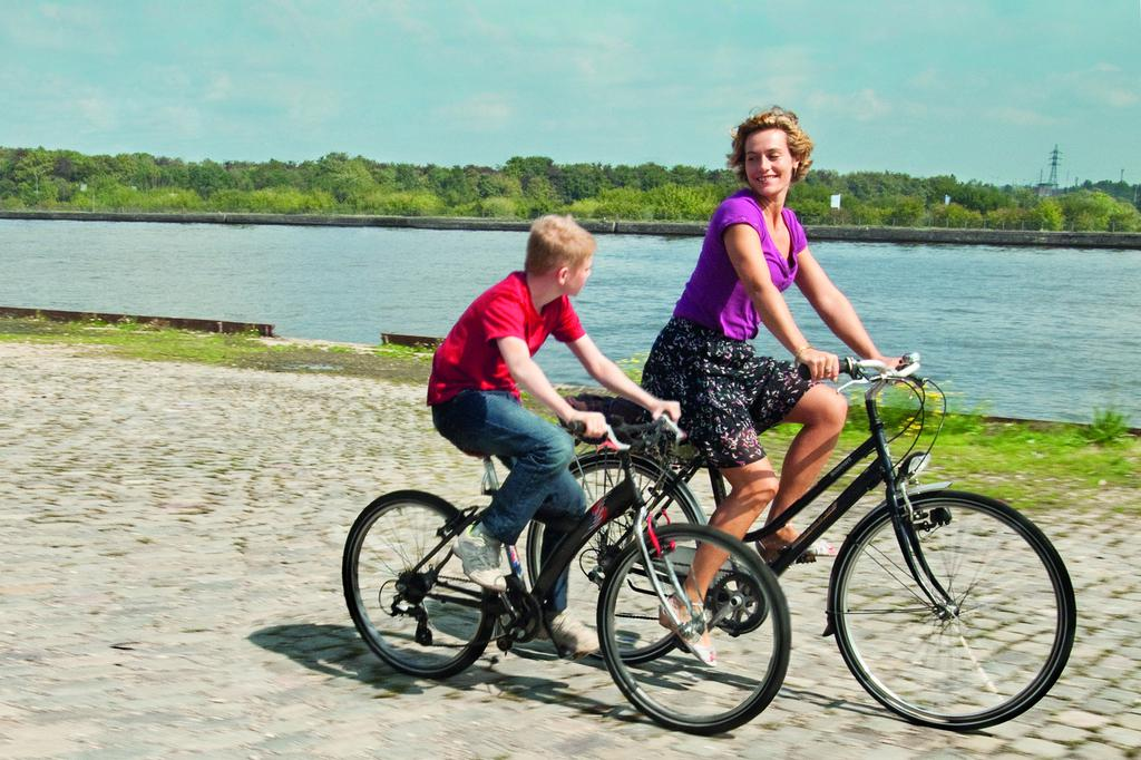 Kid With a Bike