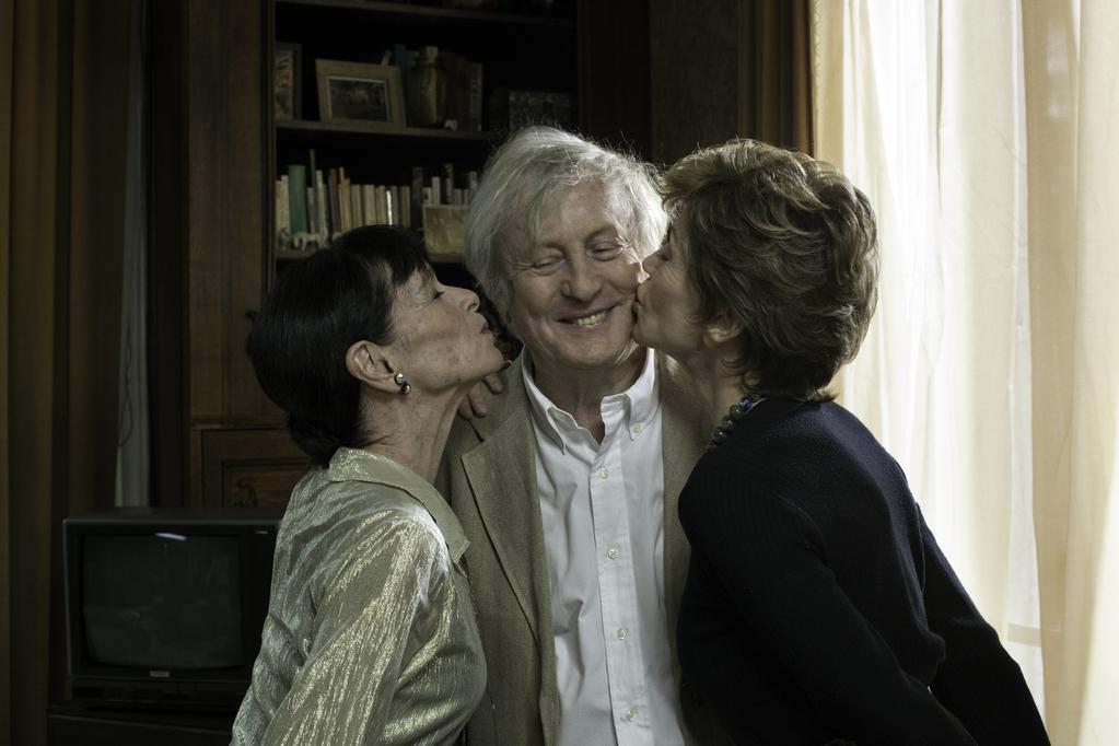 French Cinema Now - San Francisco - 2012 - © Huma Rosentalski