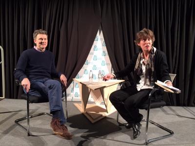 Michel Gondry y Bruno Delbonnel en master class en Dublín