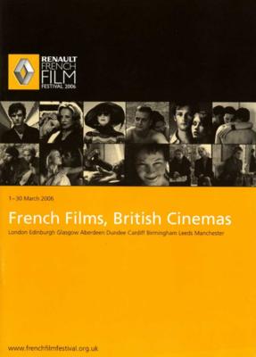 ロンドン-フレンチフィルムフェスティバルUK - 2006