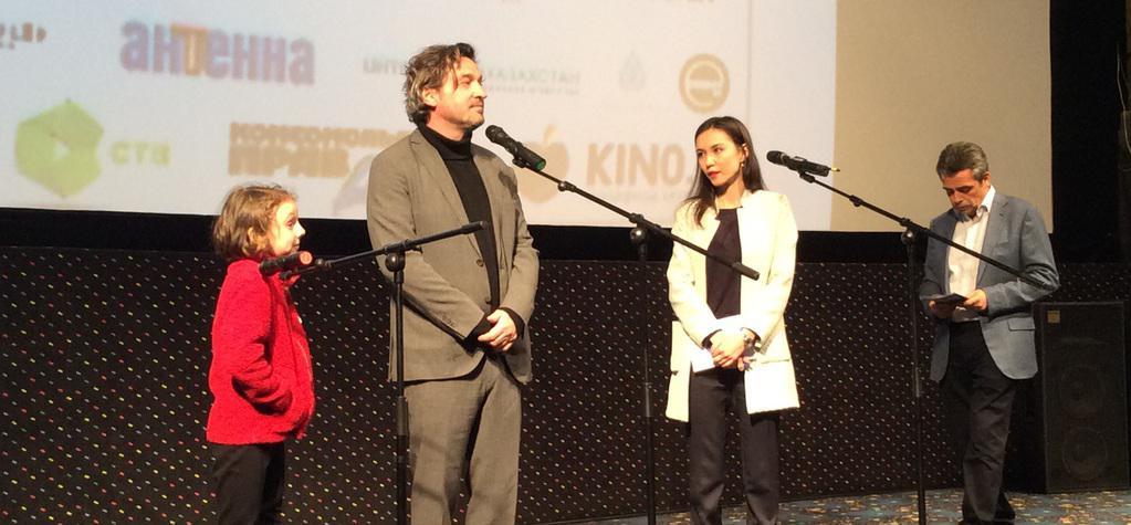 """Balance del 7º Festival """"El cine francés de hoy"""" en Kazajstán"""
