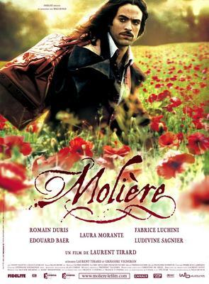 Las aventuras amorosas del joven Molière - Poster - France