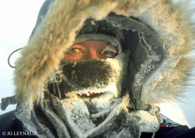 99 jours sur la glace