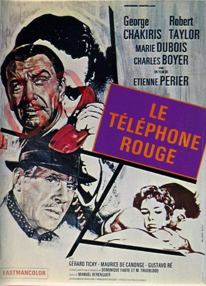 Le Téléphone rouge (Le Rouble à deux faces)
