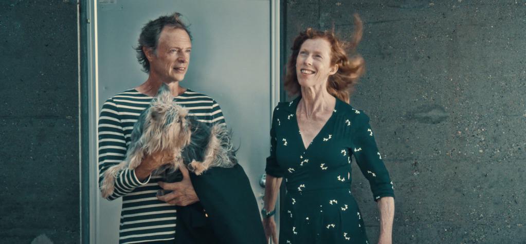 Fiona Gordon y Dominique Abel protagonizan el tráiler del Festival de Bienne