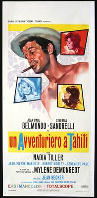 Tendre voyou - Poster - Italie