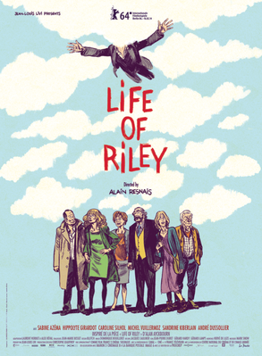 Life of Riley - © Poster anglais international