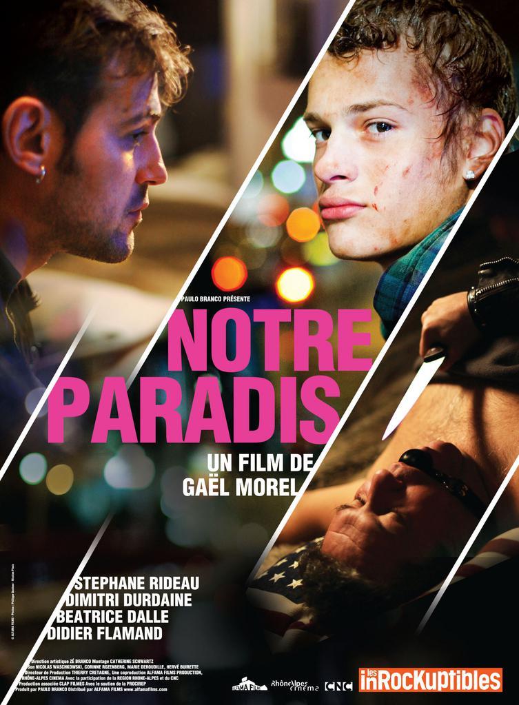 Gaël Morel - Poster - France