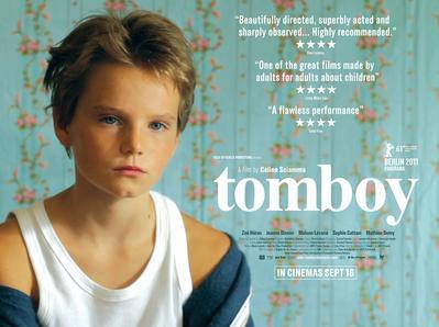 Tomboy - Poster - Royaume-Uni