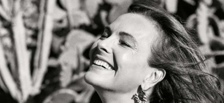 """""""Gardons le lien"""" : Carole Bouquet parle avec Piera Detassis (Italie)"""
