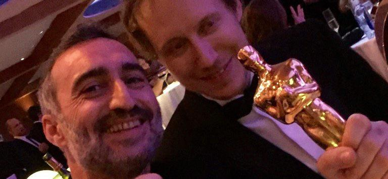 Oscars 2016: a French sales company honored