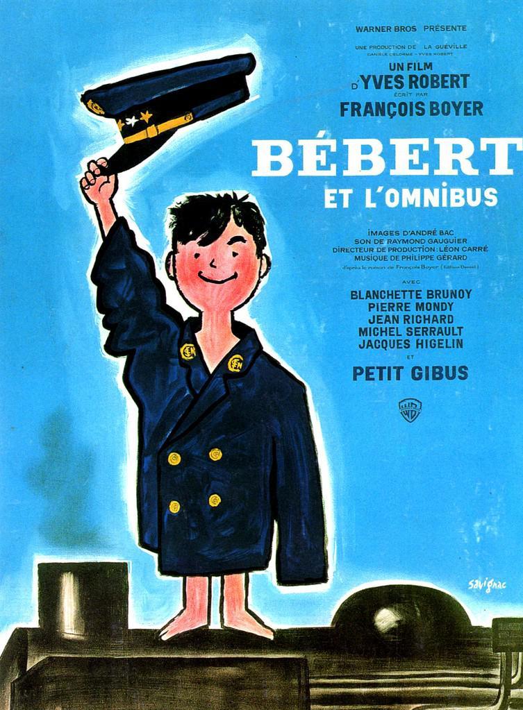 Bebert and the Train