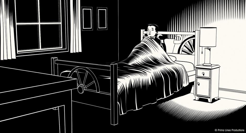 Peur s du noir 2007 unifrance films for Chambre 13 film