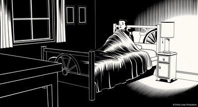 Fear(s) of the dark / Peur(s) du noir