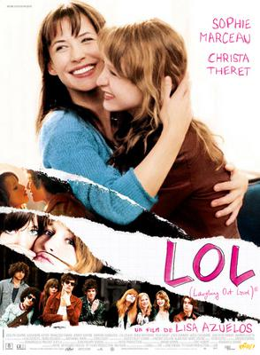 LOL (Laughing Out Loud) - Poster - France