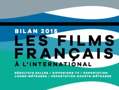 Bilan 2015 du cinéma français à l'international