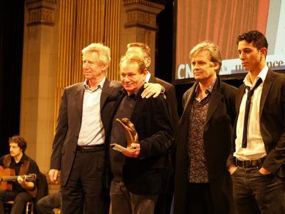Prix Lumières : les correspondants étrangers remettent leurs prix - © Les Lumières