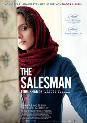 The Salesman - Poster - Germany