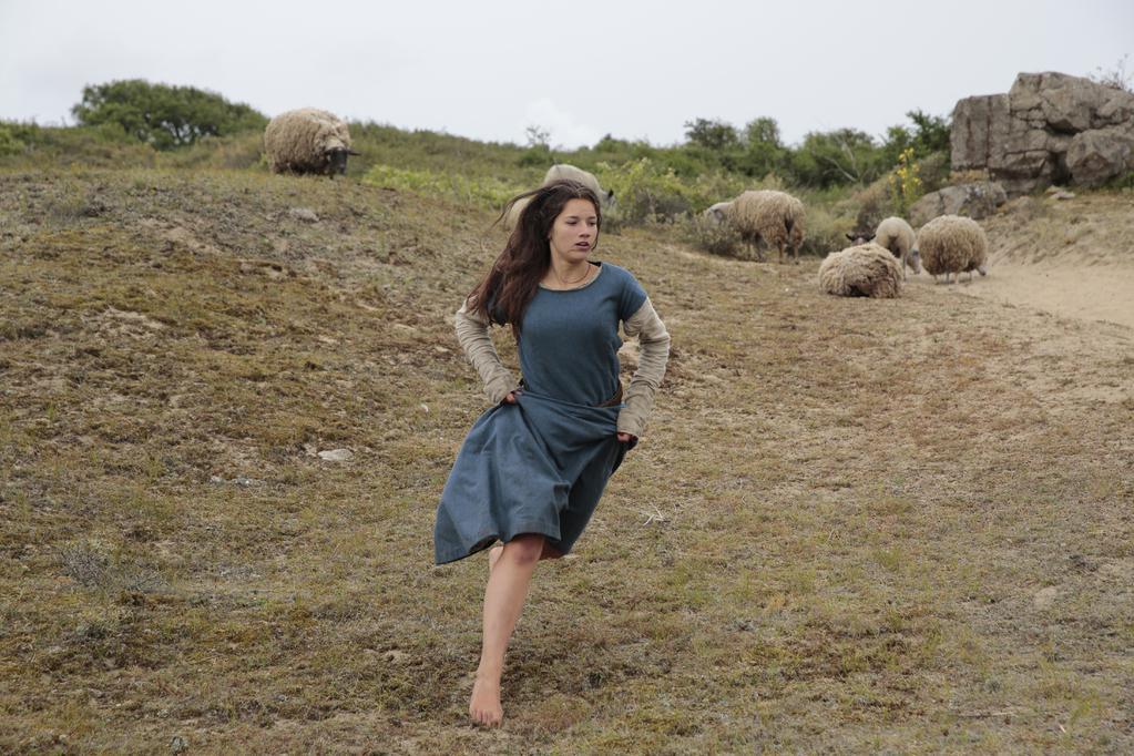 Victoria Lefebvre - © D.Koskas©TAOS Films - ARTE France