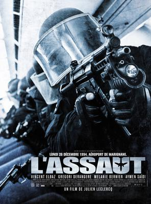 The Assault - Poster - France
