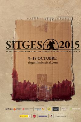 Festival Internacional de Cine de Cataluña de Sitges - 2015