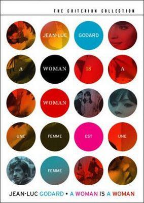 Una mujer es una mujer - Poster Etats-Unis
