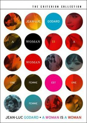 Une femme est une femme - Poster Etats-Unis