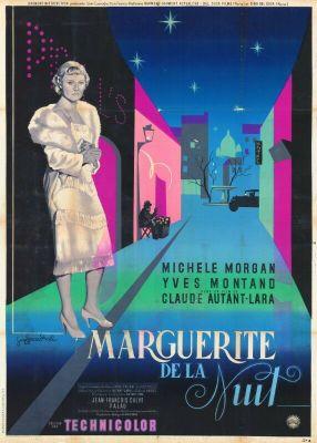 Marguerite de la nuit - Poster France