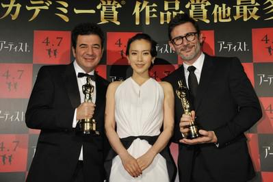 Films granted uniFrance support in March and April 2012 - © (C)A.M.P.A.S(R)