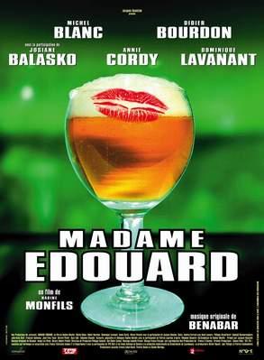 Madame Edouard / マダムと奇人と殺人と