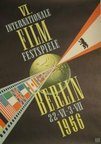 ベルリン国際映画祭 - 1956