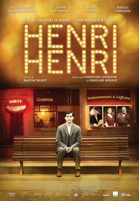 Henri Henri - Poster - FR