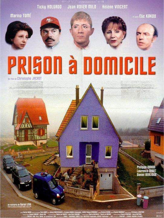 Prison à domicile