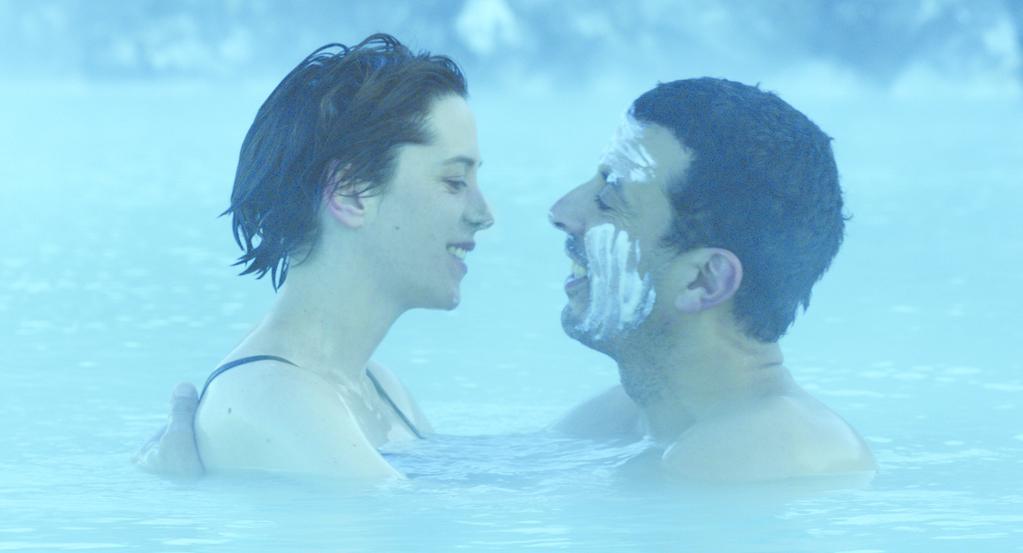 L'effet aquatique - Florence Loiret-Caille et Samir Guesmi