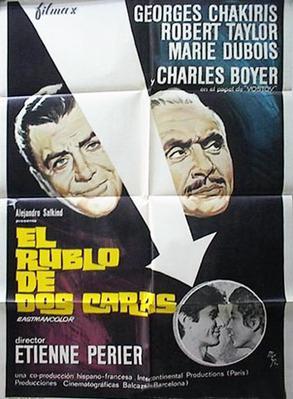 El Rublo de las dos caras - Poster Espagne