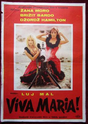 Viva Maria ! - Yugoslavia
