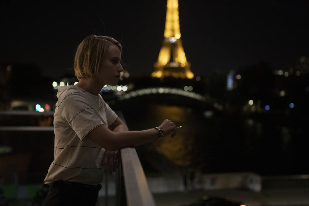 Gaëlle Godard-Blossier - © THIBAULT GRABHERR  WY PRODUCTIONS24 25 FILMS