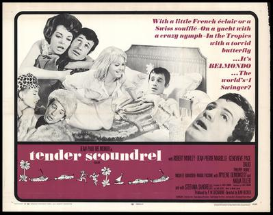 Tendre voyou - Poster - US