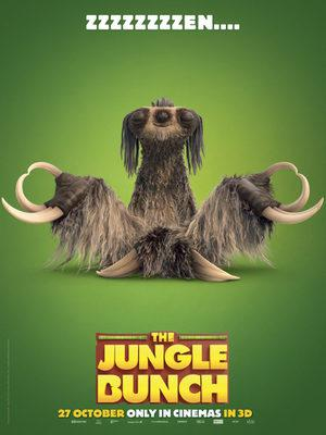 The Jungle Bunch: The Movie - Poster - South Africa