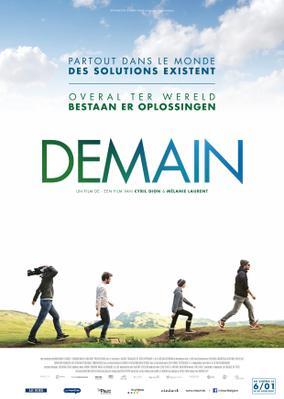 Demain - Poster - Belgium
