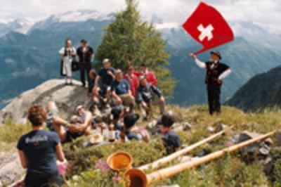 Bienvenue en Suisse / 仮題:スイスへようこそ