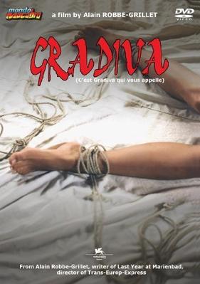 Gradiva - Jaquette DVD Etats-Unis