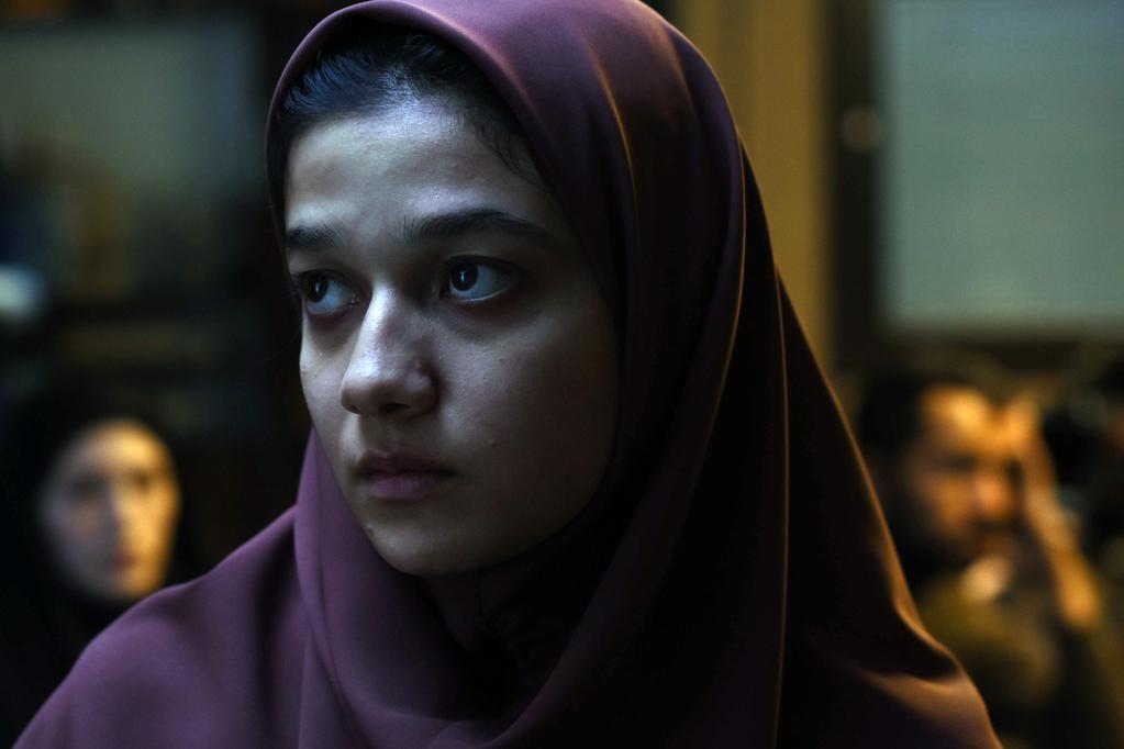 Babak Karimi - © Somaye Jafari/JBA Production