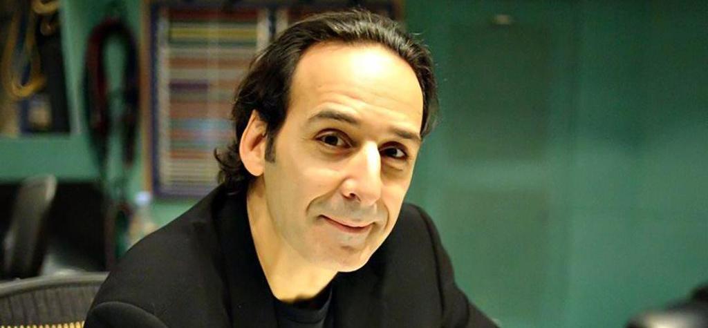 """Gardons le lien"" : Alexandre Desplat parle avec Rodrigo Fonseca (Brésil)"