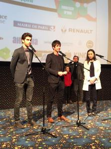 Review of the 7th French Cinema Today Festival in Kazakhstan - Quentin Renaud et Arthur Dolmaire