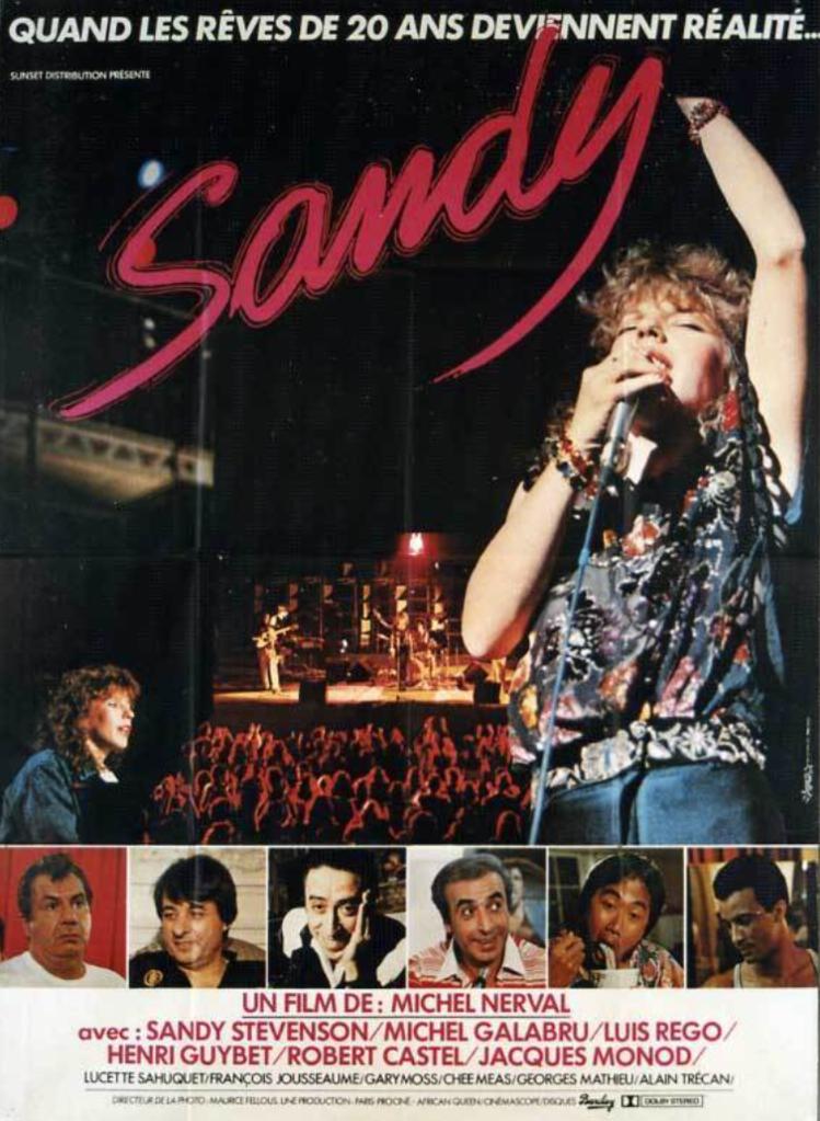 Sandy Stevenson