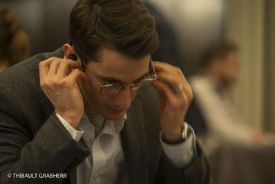 Pierre Niney - © THIBAULT GRABHERR  WY PRODUCTIONS24 25 FILMS