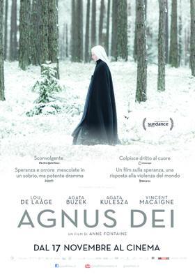 Agnus Dei / The Innocents - Poster - Italy